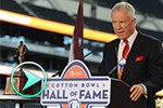 Hall of Fame Induction - Jim Williams